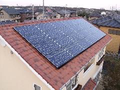 太陽光発電 施工事例 S様