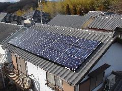 太陽光発電 施工事例 M様