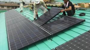 太陽光発電 施工事例 産業用